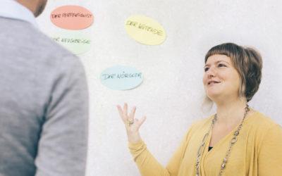 Kreativ-Haus-Kurs: Mein Job, mein Hader-Monster & ich