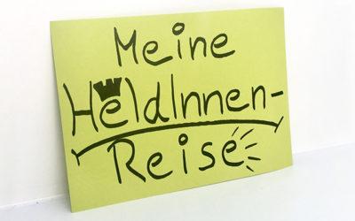 """Workshop """"Meine HeldInnenreise"""": berufliche Veränderung"""