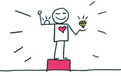 """Einzelcoaching """"Meine HeldInnenreise"""": berufliche Veränderung"""